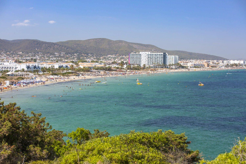 Playa d'en Bossa Ibiza Resort Guide - the white isle ibiza