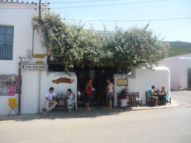 Bar Anita San Carlos Ibiza a hidden jewel in Ibiza
