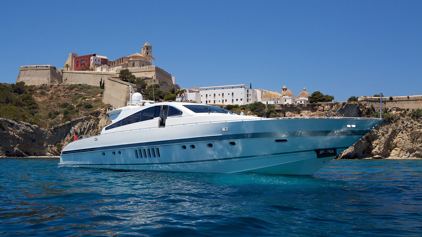 Boats Ibiza perfect for that special occasion