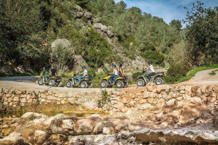 Quad Bike Tour San Antonio Ibiza