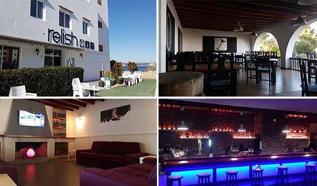 Relish Restaurant & Lounge Bar, San Antonio Bay, Ibiza