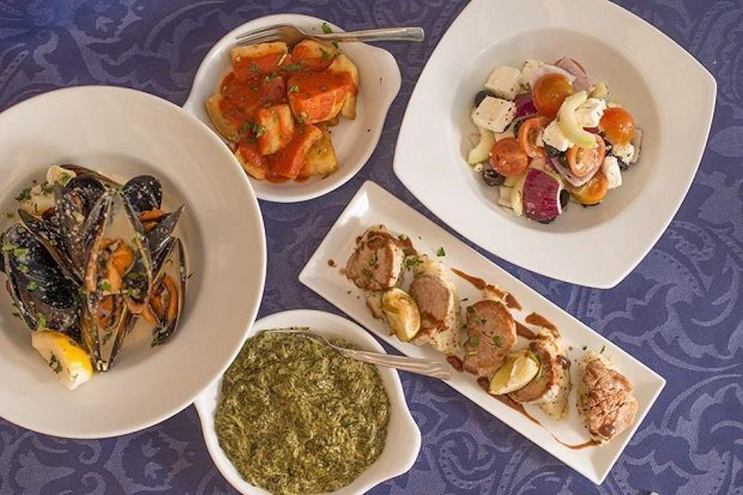 Tapas Ibiza menu is full and varied with something for everyone. Picture courtesy of Tapas Ibiza