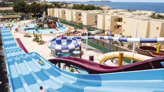 Sirenis Aquagames Water Park at the Seaview Country Club