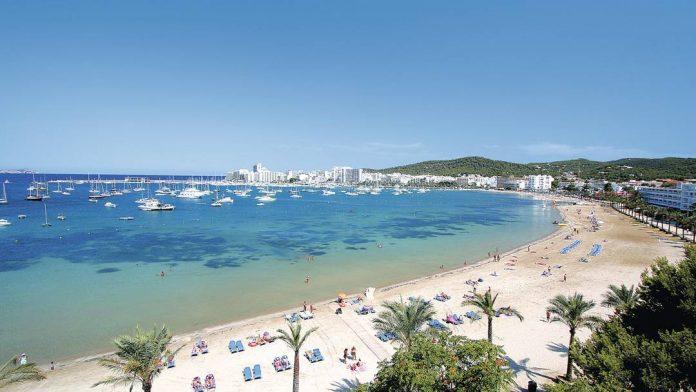 The Beaches of San Antonio Ibiza